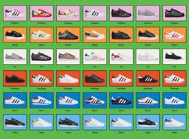 adidas Originals Superstar如何推动青年文化的发展?