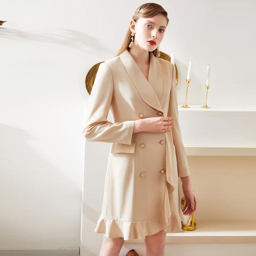 [热点]戈蔓婷品牌女装让女人们疯狂的迷恋它细节彰显品质