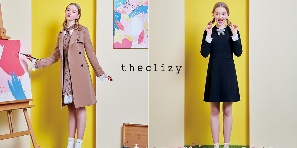 theclizy女装