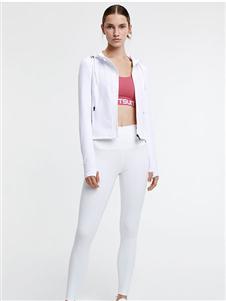 Hotsuit2020新款白色运动外套
