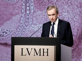受疫情影响,LVMH掌门人失去世界首富宝座