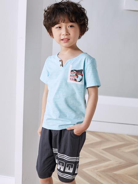 嗒嘀嗒童装T恤