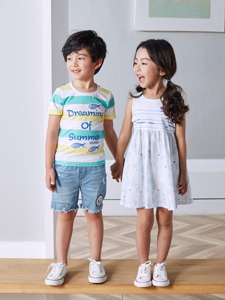 嗒嘀嗒童装2020新款