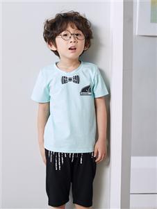 嗒嘀嗒童装2020T恤