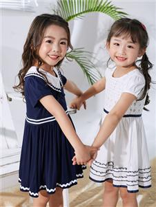 嗒嘀嗒童装女童夏新款裙子