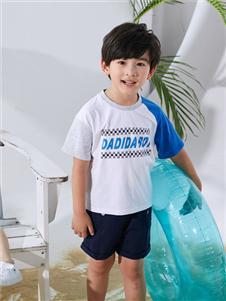 嗒嘀嗒男童新款T恤