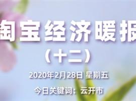 """淘宝经济暖报:100万人围观义乌""""云开市"""""""