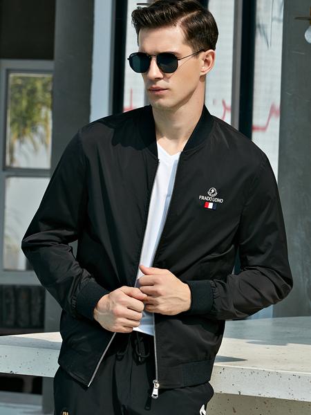 法拉狄奥2020黑色夹克