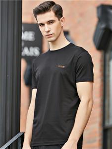 法拉狄奥黑色T恤 2020新款