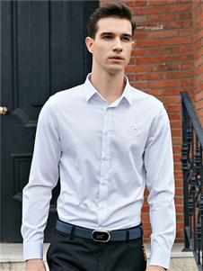 法拉狄奥2020新款白色衬衫