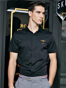法拉狄奥2020短袖衬衫新款
