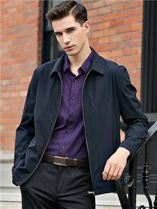 法拉狄奥2020新款黑色夹克