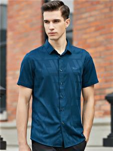法拉狄奧2020新款短袖襯衫