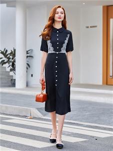 音菲梵女裝新款連衣裙