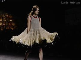 Louis Vuitton 2020秋冬女装秀| 错位时代,美无规则