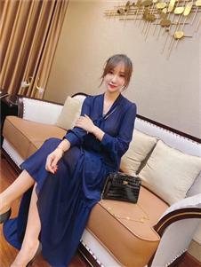 雨珊女装新款时尚连衣裙