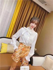 雨珊女装新款时尚衬衫