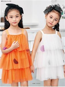 JOJO潮牌童装女童时尚裙子