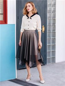布根香女装时尚套装裙