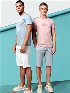 勞夫羅倫男裝夏時尚T恤