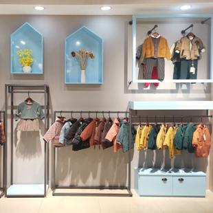 品牌折扣童裝店裝修應該遵循哪些原則?