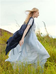 ZOLLE因為新款氣質連衣裙