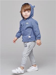 青蛙王子男童休闲外套