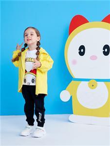 青蛙王子女童2020新款夹克