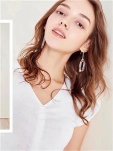 衣魅人2020夏新款白色T恤