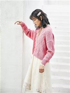 谜遇MIYU女装针织衫