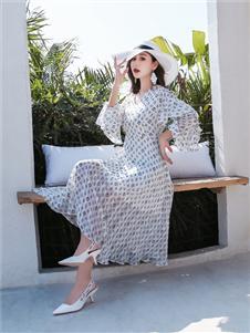 衣艾女装时尚长裙