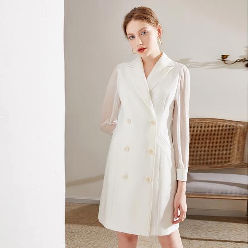细节之处彰显品质感 戈蔓婷品牌女装穿出精致浪漫的时尚味道
