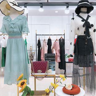 星期天杭州品牌2020新款夏裝貨源批發