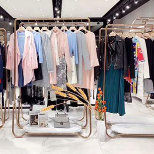 广州衣言品牌折扣女装低价一折起批发供货