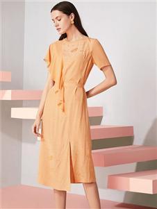 喬帛JAOBOO女裝2020夏裝