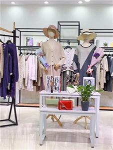 衣言品牌折扣女装针织开衫系列