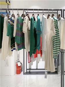 衣言品牌折扣女装货源批发