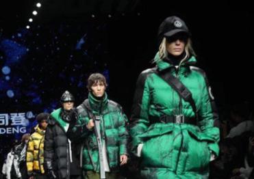走向时装周,但走不出中国时尚品牌