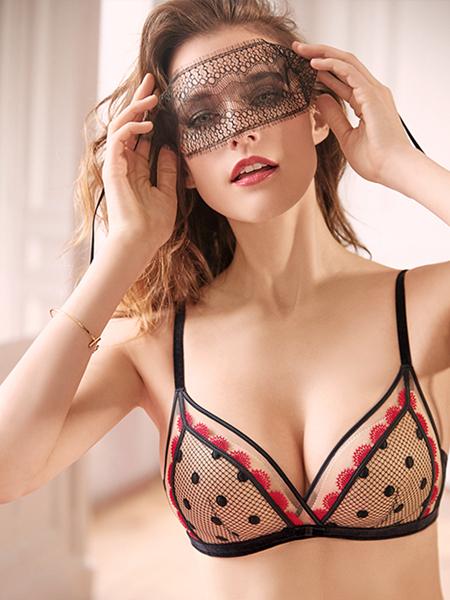 曼妮芬新款时尚文胸套装