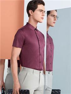 柒牌男装柒牌夏款衬衫