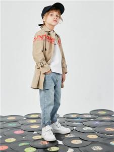 Sun Tomorrow 童装风衣