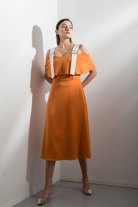 高端原创设计师女装品牌,莫兰迪色穿搭