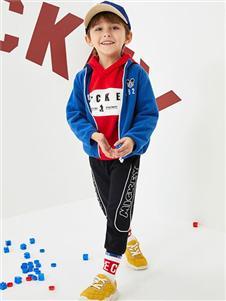 迪士尼宝宝男童春秋款外套