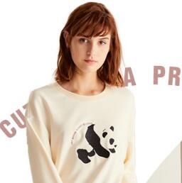 春意盎然,Get「熊猫系列」衣橱