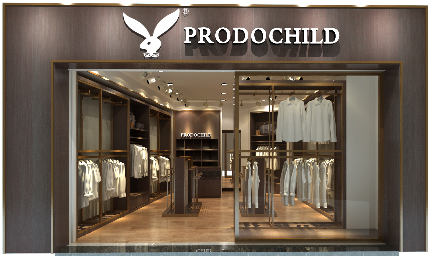 PRODOCHILD店铺展示