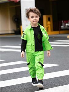 巴迪小虎2020新款童裝