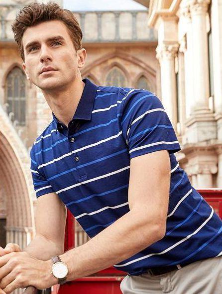 迪拉格商务休闲男装 展现自信、成功、典雅的风范