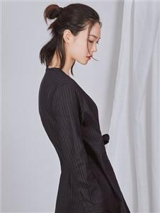 NIIJII设计师文艺复古连衣裙