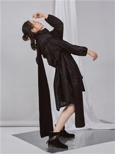 NIIJII设计师女装个性衬衫裙