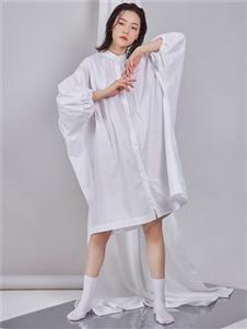 NIIJII设计师女装文艺范衬衫